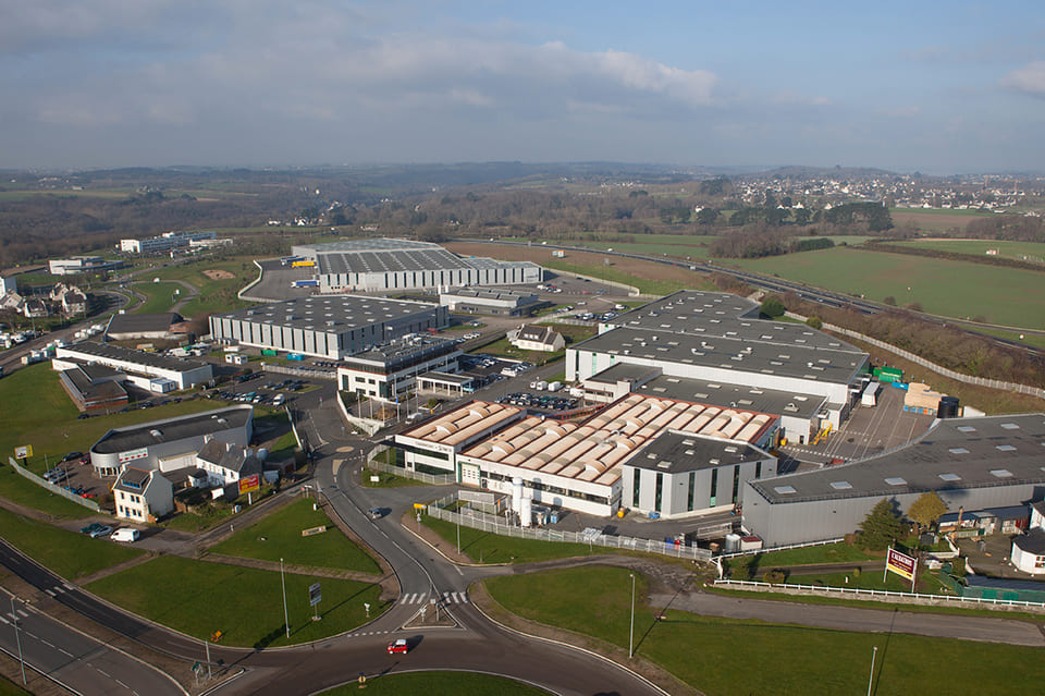 Morlaix Production Site Sermeta