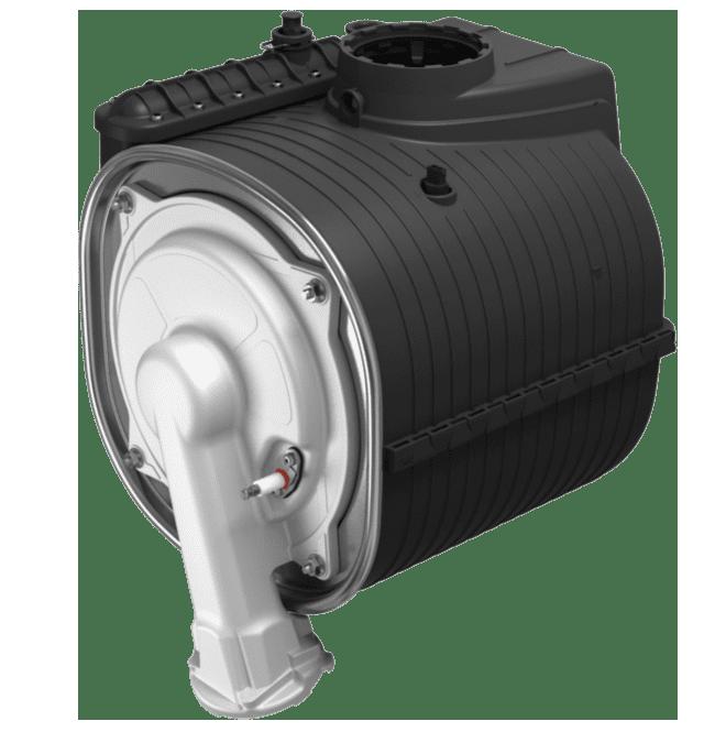 Full Heat Condens, Technological innovation, heating energy, hot water, Leader heat exchanger Sermeta