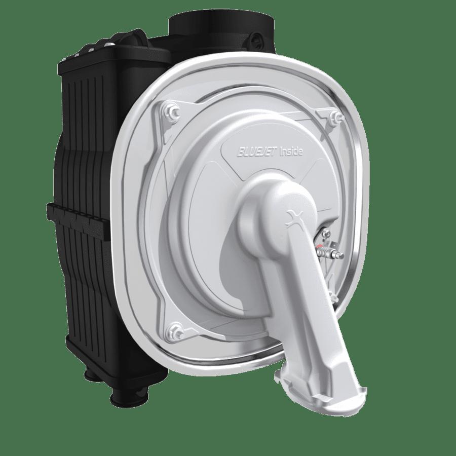 échangeur thermique - inox - chaudière gaz